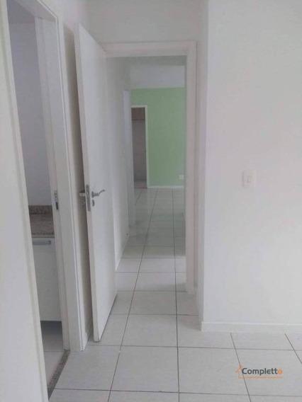 Apartamento Com 2 Dormitórios Para Alugar, 64 M² Por R$ 1.400,00/mês - Camorim - Rio De Janeiro/rj - Ap0301