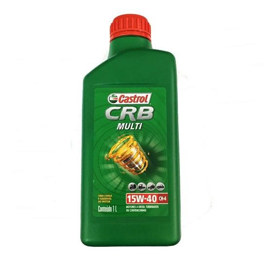 Óleo Castrol Crb Multi 15w40 Ch-4 Diesel