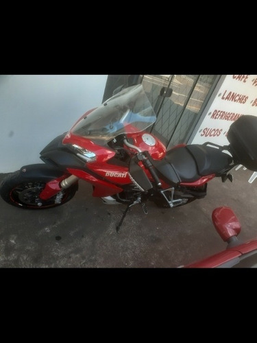 Imagem 1 de 1 de Ducati Multiestrada Ano Modelo 2013