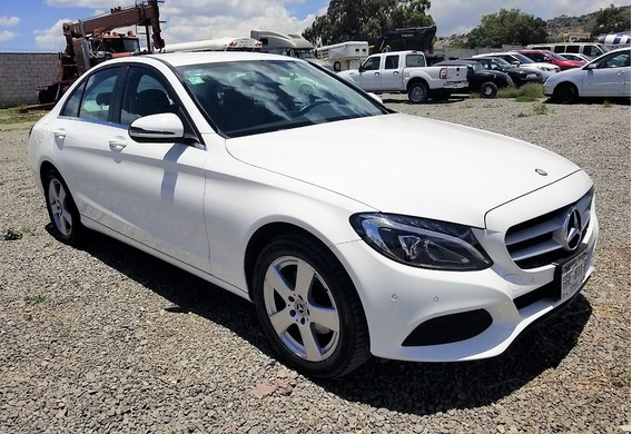 Mercedes-benz Clase C 180 Gci 2018
