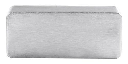 Imagen 1 de 4 de E Support 1590 De Un 92 X 38 X 31 Mm Aluminio Metal Stomp Bo