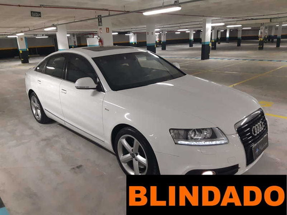 Audi A6 3.0 Tfsi V6 Quattro S Tronic 4p Blindado