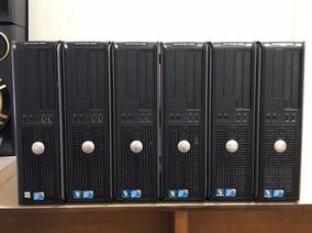 Computador Dell Optiplex380 Obs: Falta Fonte De Alimentação