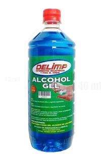 Alcohol Gel. 1 Litro