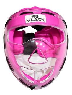 Mascara Hockey Raccoon Corner Corto Face Mask