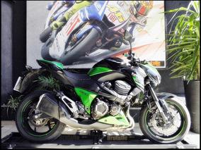 Kawasaki Z800 2014 Verde