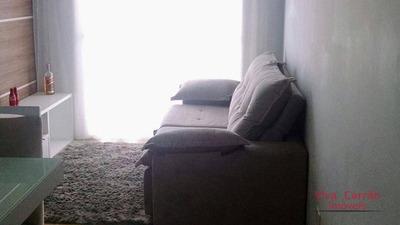 Apartamento Com 2 Dormitórios Para Locação, 55 M², Todo Mobiliado Na Região Do Sacomã - São Paulo/sp - Ap0850