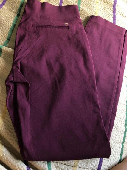 Pantalón Guess Elastizado Talle L Importado
