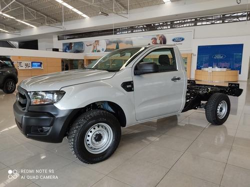 Ford Ranger Xl Chasis