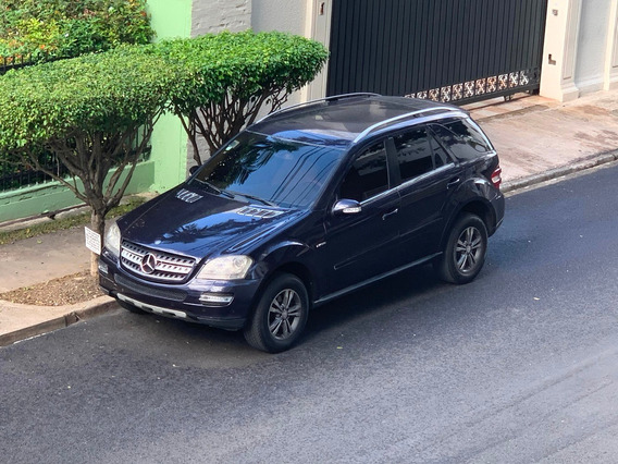 Mercedes Benz 2008 Ml Cdi 4 Matic