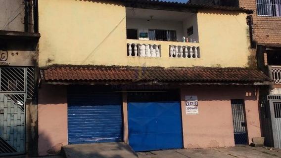 Imóvel - 4 Casas + Salão Comercial Para Renda À Venda, Itaim Paulista / Jardim Camargo Novo(marechal Tito), São Paulo - Ca0116. - Ca0116