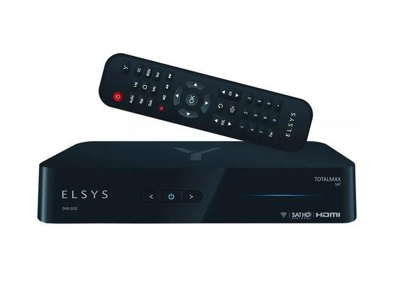Receptor Digital Totalmax Elsys Lançamento Globo Hd