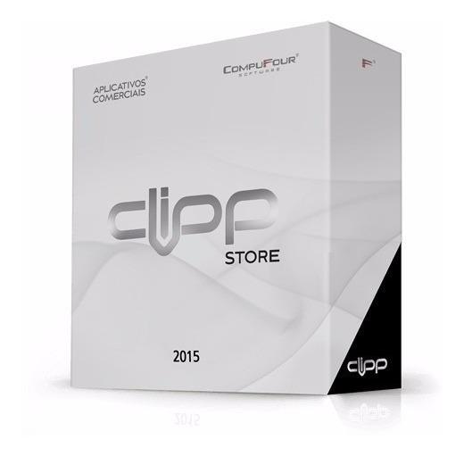 Aplicativo Comercial 2015 Clipp Store Compurfour Original
