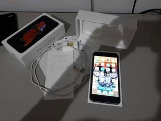 iPhone 6s Plus 32gb - Semi Novo Na Caixa Com Garantia