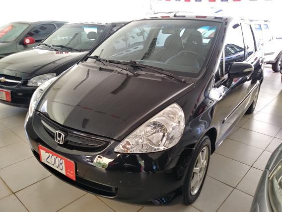 Honda Fit Ex 1.5 Automático - Completo - 2008