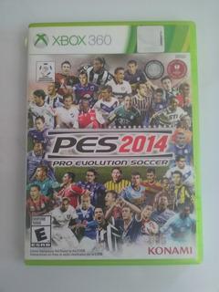 Pes 2014 Pro Evolution Soccer Xbox 360 Garantízado