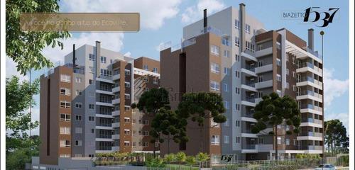 Apartamento Com 3 Dormitórios À Venda, 104 M² Por R$ 801.317,00 - Mossunguê - Curitiba/pr - Ap2804