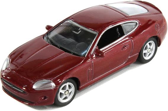 Welly Jaguar Xk 1/60 Ruedas De Goma Rosario