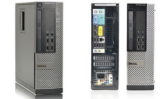 Desktop Dell Optiplex 7010 (intel Core I3 Tercera Gen.)