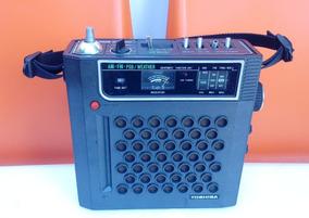 Radio Japonês Toshiba Rp-1900m Am Fm Psb/wb Funcionando