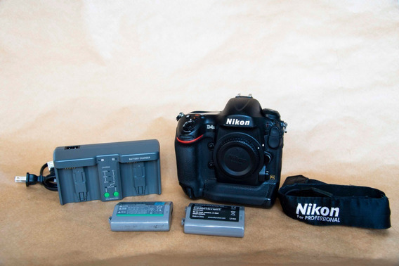 Camera Nikon D4s - Somente Corpo