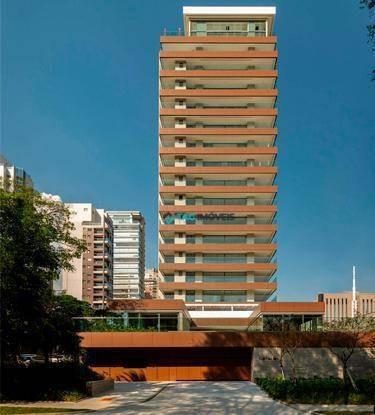 Apartamento Com 4 Dormitórios À Venda, 332 M² Por R$ 11.900.000,00 - Paraíso - São Paulo/sp - Ap2171