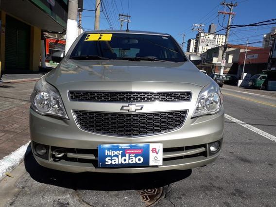 Chevrolet Agile 2011 1.4 Ltz 5p - Esquina Automoveis