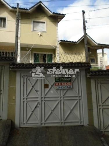 Imagem 1 de 12 de Venda Sobrado 3 Dormitórios Vila Rosália Guarulhos R$ 590.000,00 - 33421v
