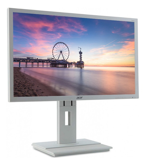 Monitor Panorámico Acer 60 Hz 24 Lcd Full Hd