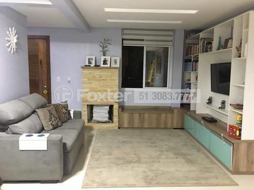 Imagem 1 de 30 de Casa Em Condomínio, 3 Dormitórios, 147.99 M², Mário Quintana - 162588