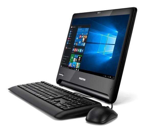 All In One Positivo Intel Core I5 4gb 500gb Wifi- Barato