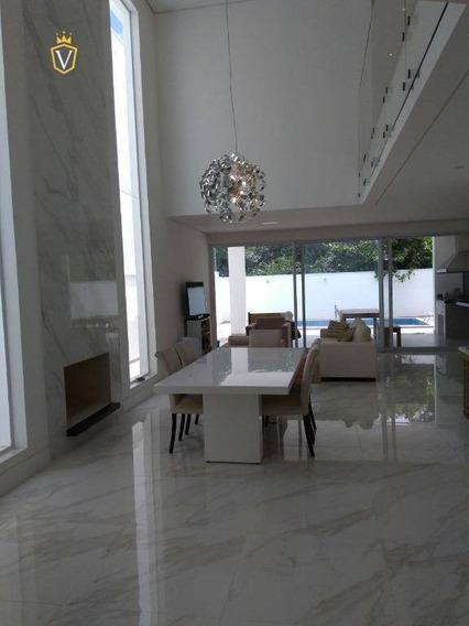 Espetacular Casa Alto Padrão Com 3 Dormitórios À Venda, 270 M² Por R$ 1.695.000 - Jardim Novo Mundo, Região Da Malota- Jundiaí/sp - Ca1228