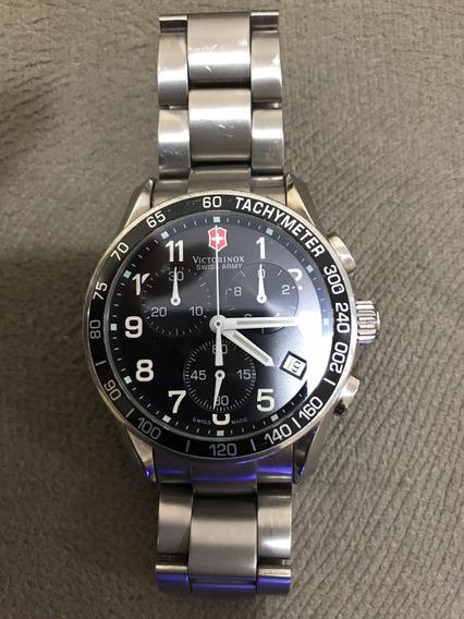 Relógio Titanium Victorinox Swiss Army Chrono Classic