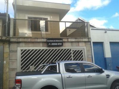 Sobrado Em Vila Gomes Cardim, São Paulo/sp De 128m² 3 Quartos À Venda Por R$ 850.000,00 - So236158
