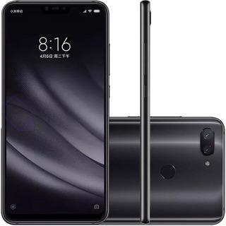 Smartphone Xiaomi Mi8 Lite 64gb 4gb Ram Tela 6.26 , 4g, Pret