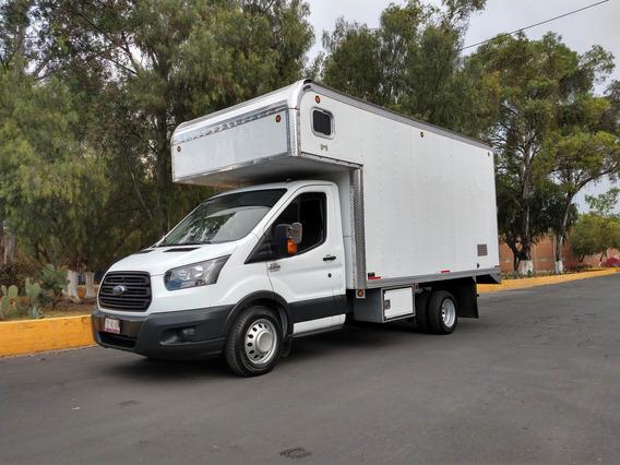 Ford Transit 2018 2.2 Diesel Con Caja Seca