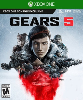 Gears 5 - Xbox One   Vgm