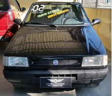 Fiat Uno 1.0 Mpi Mille Fire 8v Flex 4p Manual 2001/2002