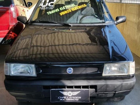 Fiat Uno 1.0 Mpi Mille Fire 8v Flex 4p Manual 2001/2002