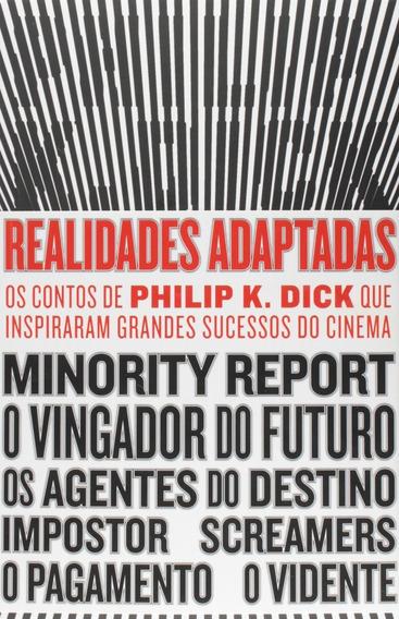 Realidades Adaptadas Livro Philip K. Dick Frete Gratis