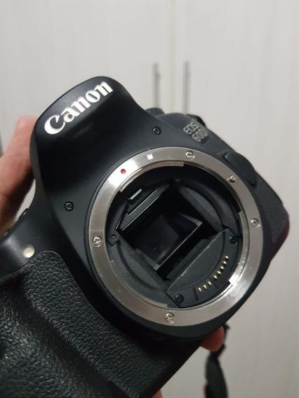 Canon 60d + 2 Lentes + Flash Canon