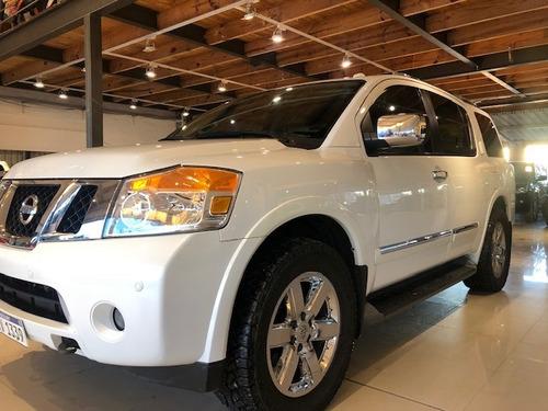 Nissan Armada 5.6 Exclusive 4x4 7 Plazas - Defranco Motors