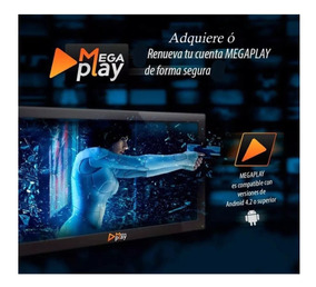 Megaplay Iptv Like Tv Licencias Originales 13 Meses