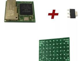 Módulo Wi-fi Ps3 Super Slim Com Esferas + Regulador 1,8