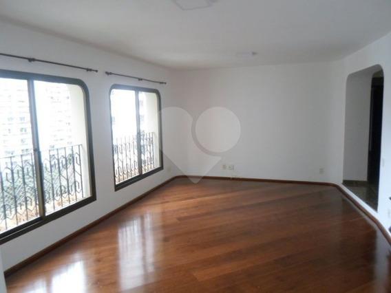 Apartamento A Venea Em Moema 4 Quartos E 180m² - 345-im344450