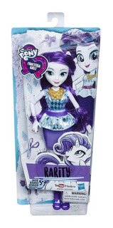 Muñeca My Little Pony Equestria Girls Rarity (3790)