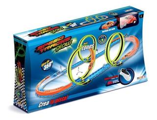 Magnific Speed Track Glow Pista Night Fire 9009