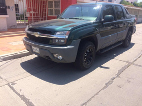 Chevrolet Avalanche 5.3 Lt Aa Ee Cd Piel 4x4 At 2002