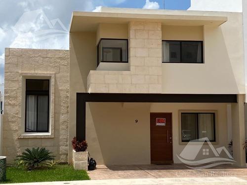 Casa En Renta En Cancun Arbolada