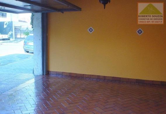 Sobrado Para Venda Em São Paulo, Belenzinho, 3 Dormitórios, 1 Banheiro, 2 Vagas - 00415_1-813812